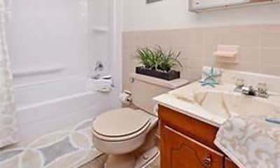 Bathroom, Lebanon Court, 2