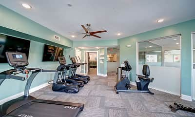 Fitness Weight Room, Revere at Sherrill's Ford, 0
