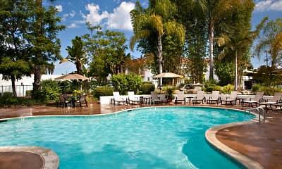 Pool, Casa La Mesa, 1