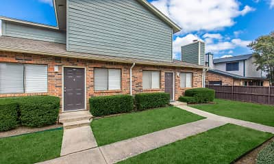 Building, Park Springs Townhomes, 2