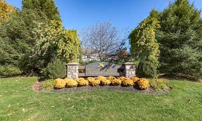 Community Signage, Hanover Glen, 0
