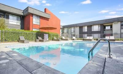 Pool, Allure-Canoga Park, 1