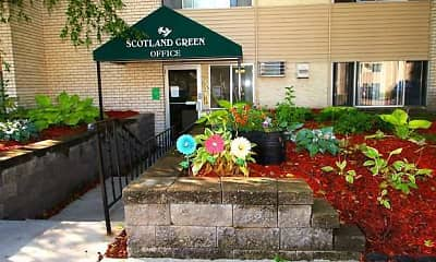 Leasing Office, Scotland Green Apartments, 2