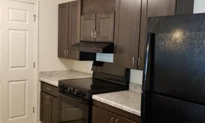 Kitchen, B-Line Heights, 1