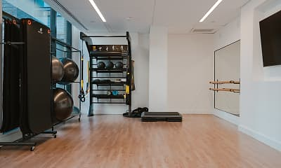 Fitness Weight Room, Arrowwood, 2