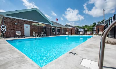 Pool, Hamilton Square, 2