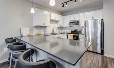 Kitchen, Aster Meadow Apartments, 0