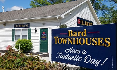 Community Signage, Bard Townhouses, 0