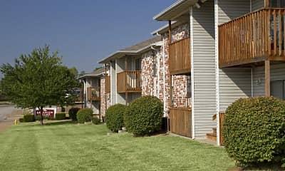 Building, Grandview Village Apartments, 1