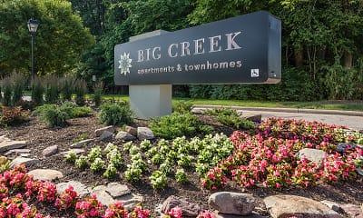 Big Creek Apartments, 2
