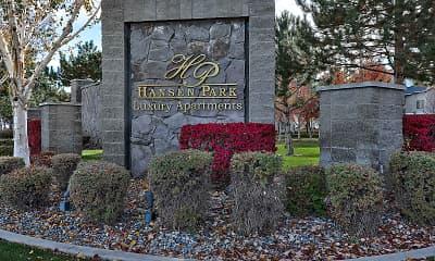 Community Signage, La Serena At Hansen Park, 1