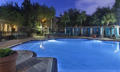 Pool, The Legends at Champions Gate Apartments, 1