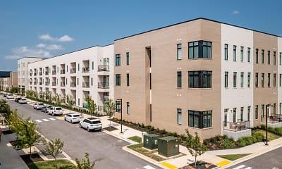Building, Pinnacle Heights, 1
