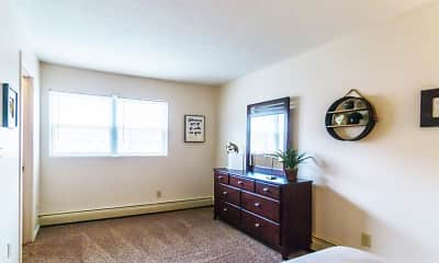 Bedroom, Westview Heights, 2