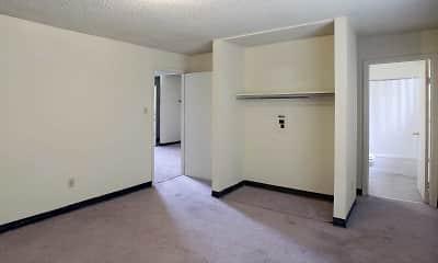 Bedroom, Mayfield Garden Apartments, 2