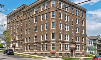 Building, Essex Pine Walnut, 0