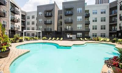 Pool, Ellington Midtown, 1