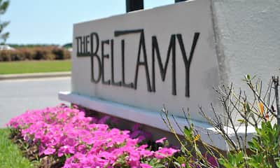 Community Signage, Bellamy Greenville, 2