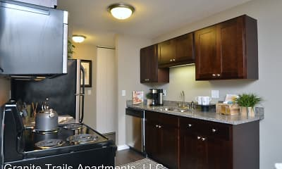 Kitchen, Granite Trails, 0