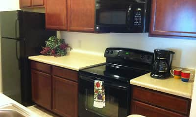 Kitchen, Crossroads Apartments, 1