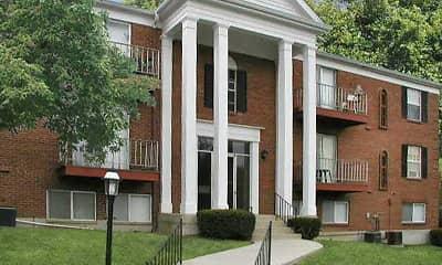 Building, River Bend Apartments, 2