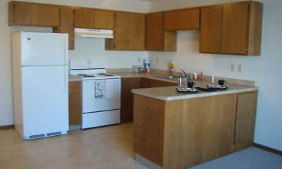 Kitchen, Park Villa Townhomes and Senior Villas, 0