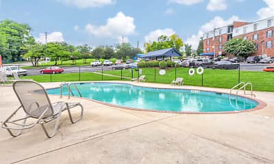 Pool, Serenity Apartments at Huntsville, 0