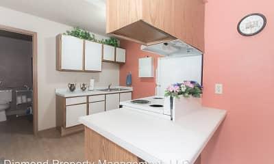 Kitchen, Fox Valley Meadows, 1