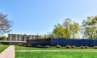 Building, 965 Elms, 1