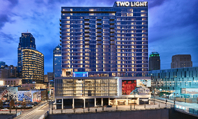 Two Light Luxury Apartments, 1