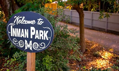Community Signage, Camden Fourth Ward, 2