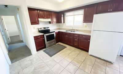 Kitchen, Cole Property Management, 2