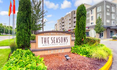The Seasons At Lea Hill Village, 0