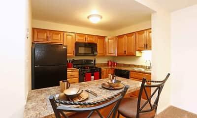 Kitchen, LaVale Apartments, 0