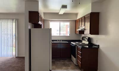Kitchen, Willow Brook Cove, 2