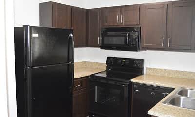 Kitchen, Savannah Place, 1