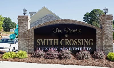 Community Signage, The Reserve at Smith Crossing, 2