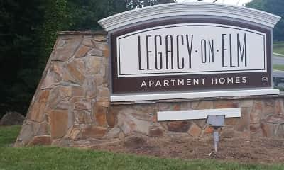 Legacy on Elm, 2