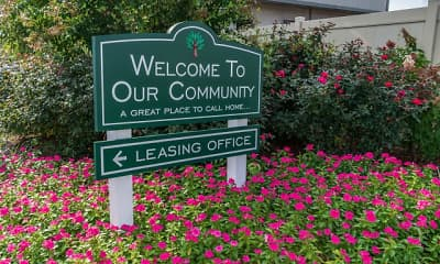 Community Signage, Mill Creek Village, 1