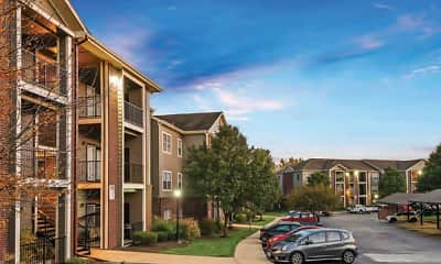 Building, Cornerstone Apartments, 1