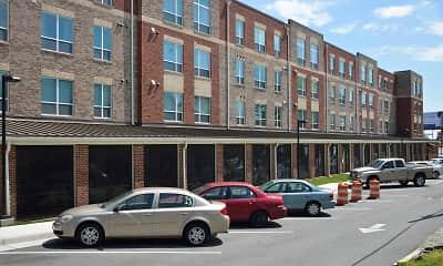 Building, Belle Summit Apartments, 1