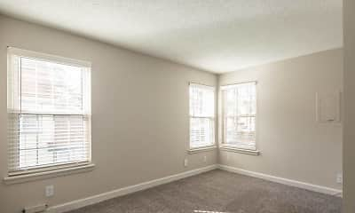Bedroom, Kingstowne Apartments & Townhomes, 2