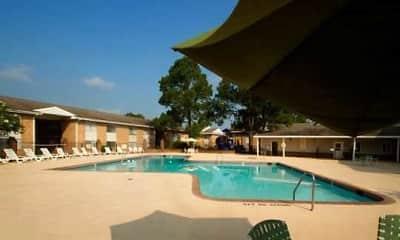 Pool, Crossings @ 501, 0