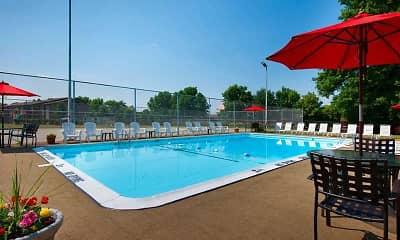 Pool, Deauville Park, 0