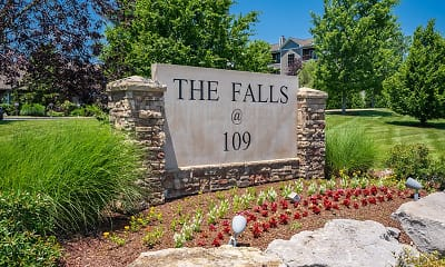 Community Signage, The Falls at 109, 0
