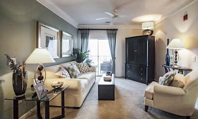 Living Room, Vista Sands, 1