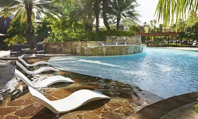 Pool, Camden Holly Springs, 1