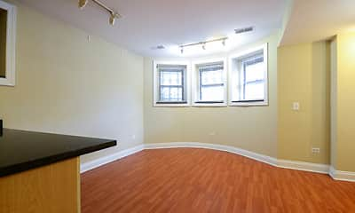 Living Room, 482 W. Deming, 1