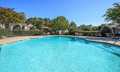 Pool, Millwood Park, 1