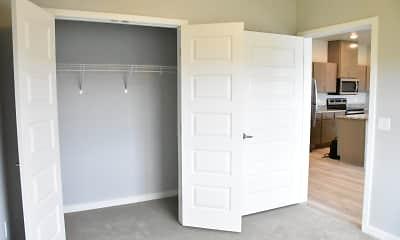 Bedroom, Flats on 21, 2
